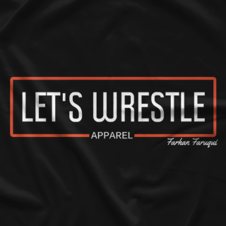 3 Points! Let's Wrestle 2017 T-shirt