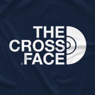 THE CROSS FACE (Available in 2 Colors!)