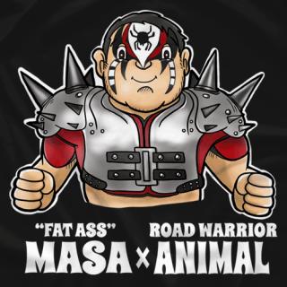 Masa x Animal
