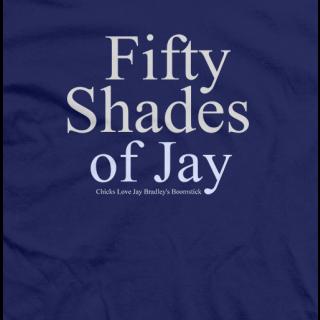 Fifty Shades of Jay