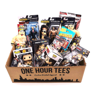 Mystery Item Figure Toy Grab Bag - 3 items