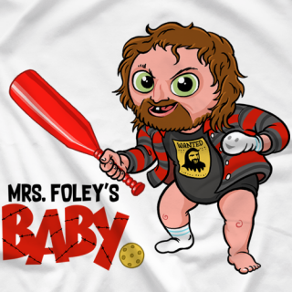 Mick Foley - Babyface Kid's Clothing