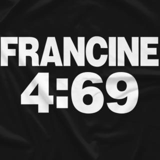 Francine 4:69