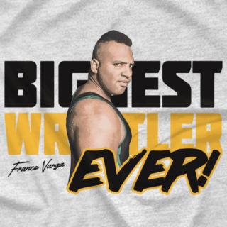 Biggest Wrestler Ever Limited