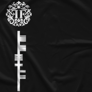 Frankie Flynn Flynn Ogham T-shirt