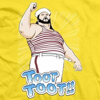 Toot Toot!!