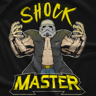 Shockruler T-shirt