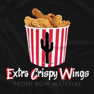 Extra Crispy Wings