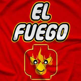 Fuego Del Le Fuego On T-shirt