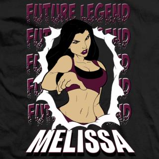 Melissa the Future Legend