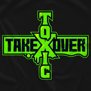 "Toxic ""Takeover"" T-Shirt"