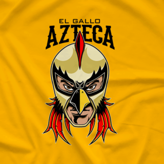 El Gallo Azteca T-Shirt