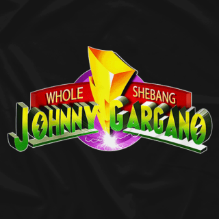Johnny Gargano Mighty Morphin T-shirt