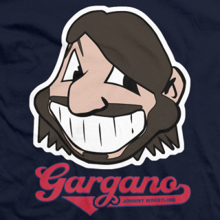 Johnny Gargano Cleveland Pride T-shirt