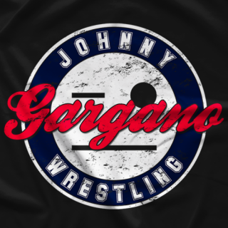 Johnny Gargano Distressed T-shirt