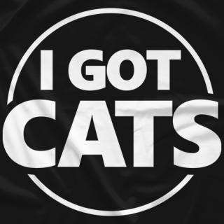 I Got Cats