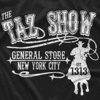 The Taz Show General Store Tee