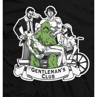 Gentlemans Club 2 T-shirt