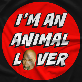 Animal Lover t-shirt