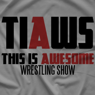 Awesome Wrestling Show T-shirt