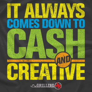 Cash and Creative