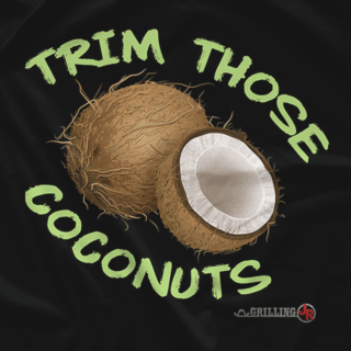 Trim Those Coconuts