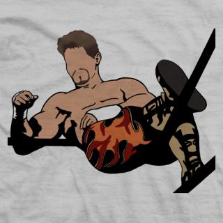 Eddie Guerrero Ropes T-shirt