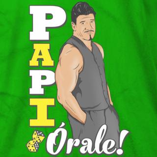 Eddie Guerrero Orale! T-shirt