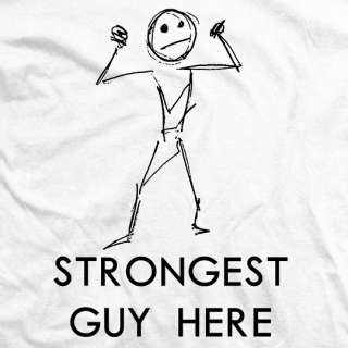Strongest Guy Here