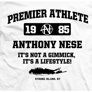 Anthony Nese Gym Style 2 T-shirt