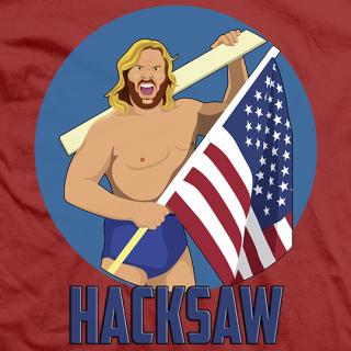 Hacksaw T-shirt