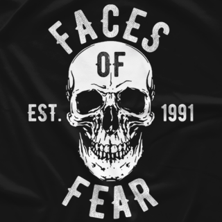 Faces of Fear Skull