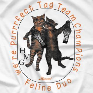 Feline Duo