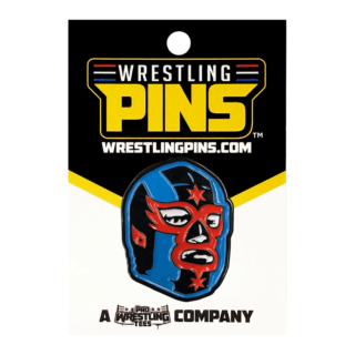Haoming - Chicago Mask Wrestling Pin