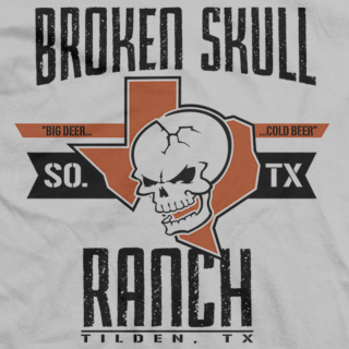 Steve Austin Broken Skull Ranch T-shirt