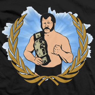 Harley Race Cartoon T-shirt