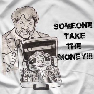 Harley Race Money T-shirt