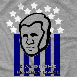 Harley Race Throwback T-Shirt