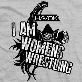 I Am Womens Wrestling