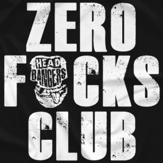 Zero F%cks Club