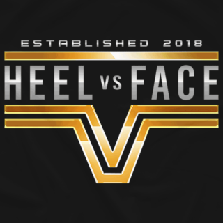 HVF Official Logo Premium Gold Edition (Double-Sided)