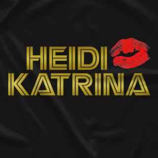 Heidi Katrina Kiss T-Shirt