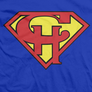 Chris Hero Classic Shield T-shirt