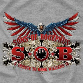SOBs American Eagle Logo