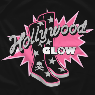 Hollywood GLOW Boots