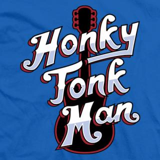 Honky Tonk Man Tour T-shirt
