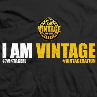 """Vintage """"I Am Vintage"""""""