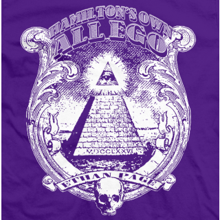 Ethan Page Illuminati T-shirt