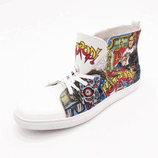 Superkicks™ High Tops - Rowdy Roddy Piper (3-4 Weeks to Ship)