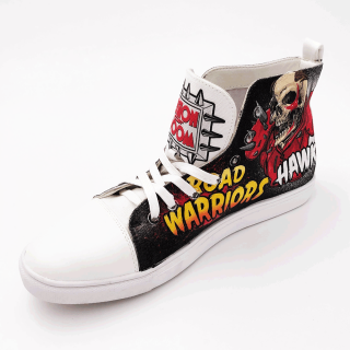 Superkicks™ High Tops - Road Warriors (3-4 Weeks to Ship)
